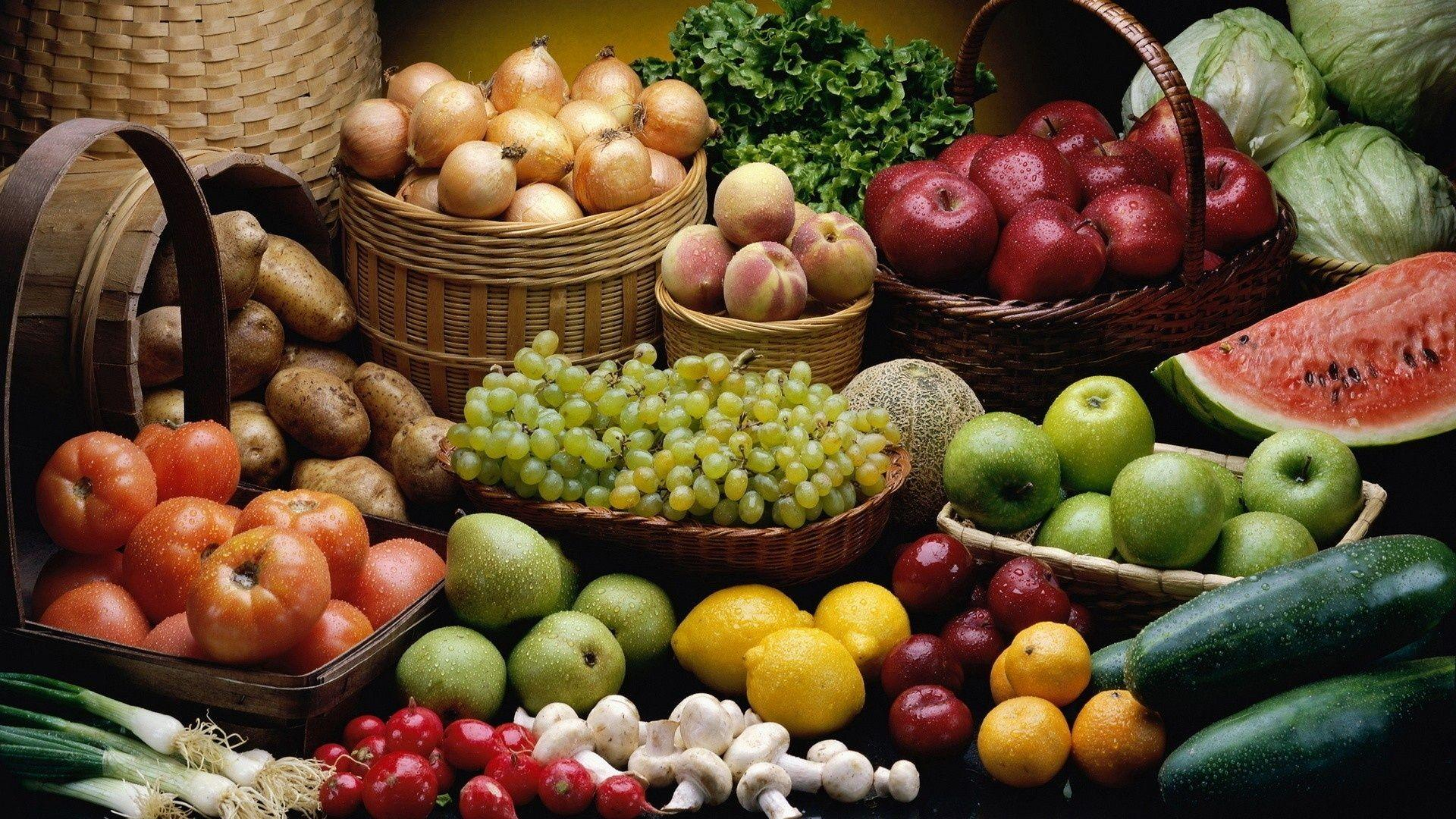 fruit and vegetable farming