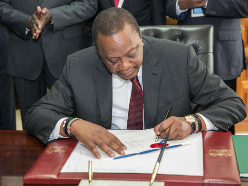 Uhuru to sign hass avocado deal with China